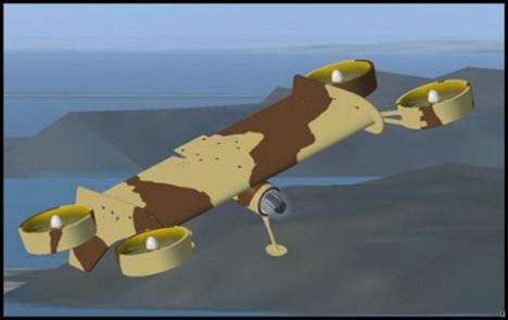 VTOL Technologies develop new UAV