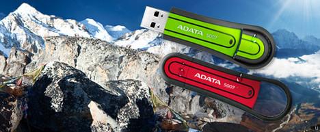 ADATA S007 military-spec USB flash drive