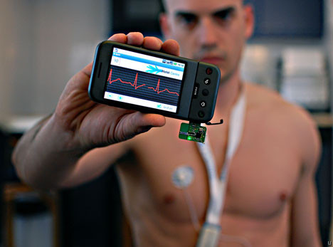 Imec unveils mobile and wearable ECG system on Android smartphone