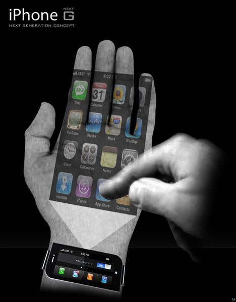 Next Generation iPhone concept