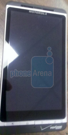 Motorola Droid X could receive special edition