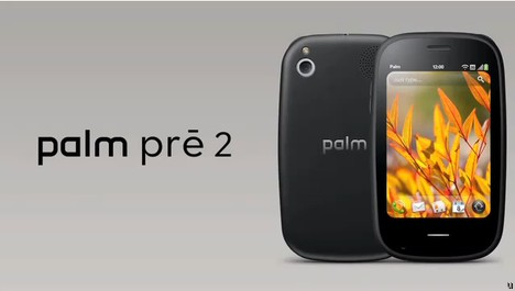 Palm Pre 2 official ad comes on