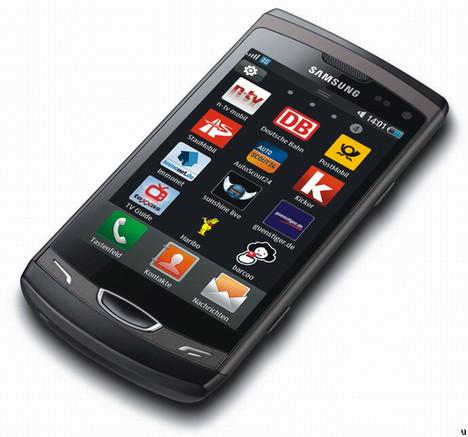 Samsung Wave II S8530 announced