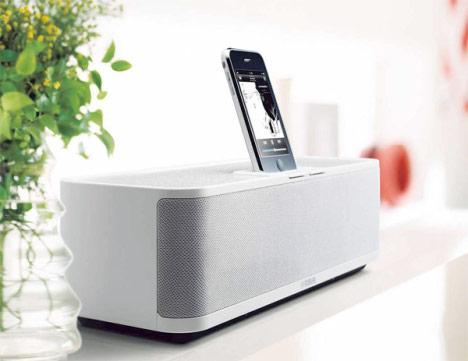 Yamaha Intros The Sleek PDX-31 iPod/iPhone Dock