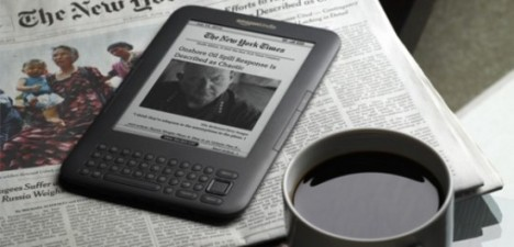 3G Amazon Kindle Manages To Dodge China's Great Firewall