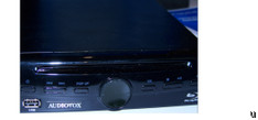 Audiovox ready to ship Blu-ray player for vehicles