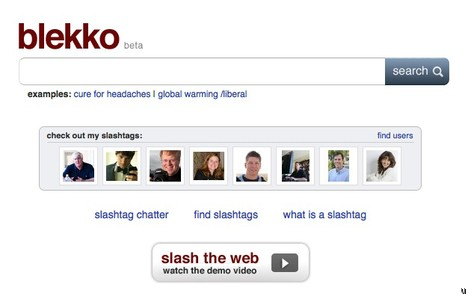 Blekko search engine launched