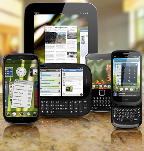 Five Future Palm Devices Appear In webOS 2.0 Code?