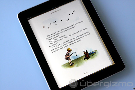 Folders, Emailing and Printing Coming To iBooks