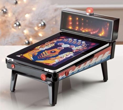Turn Your iPad/iPhone Into A Pinball Machine
