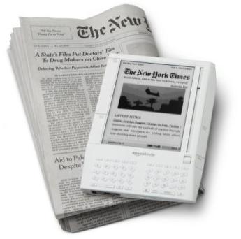 E-Books Get Added to New York Times Bestseller List