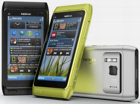 Nokia says N8 has received highest ever pre-orders in history