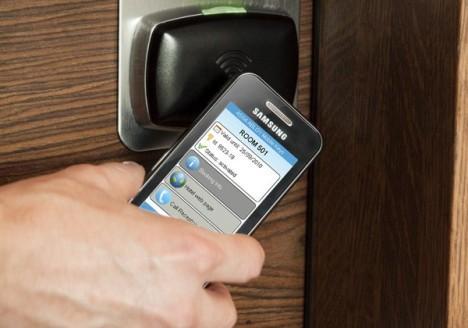 NFC Phones Replace Hotel Room Keys In Sweden