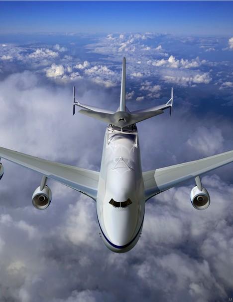 Phantom Ray robot Stealth combat jet looks forward to trials