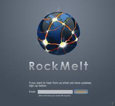 RockMelt, a Social Web Browser
