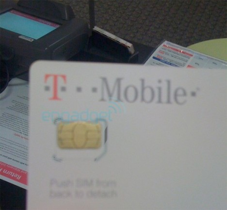 T-Mobile USA Customers Being Shipped Micro SIMs, Possibly For Future iPhone?