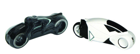 TRON 4GB And 8GB Light Cycle USB Drives