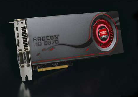 AMD Radeon HD 6950 And 6970 Go Official