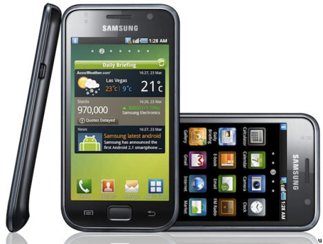 Samsung Galaxy S confirmed to get Android 2.3 Gingerbread
