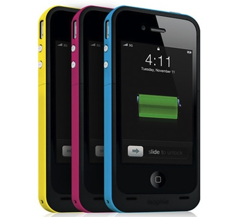 Mophie Juice Pack Plus for iPhone 4 Adds More Power