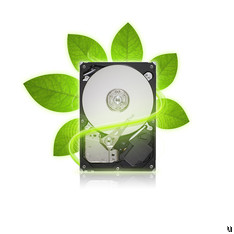 Seagate Barracuda Green hard drive now available