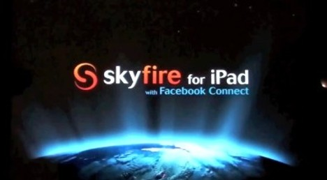 Skyfire Browser For iPad On The Way, Flash Videos Anyone?