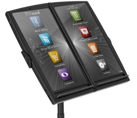 Smartstand Portable Digital Music Stand