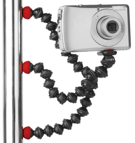 The Gorillapod becomes Magnetic!