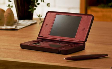 Nintendo DSi XL turns into ebook reader