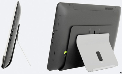 Joojoo tablet ready to ship this month