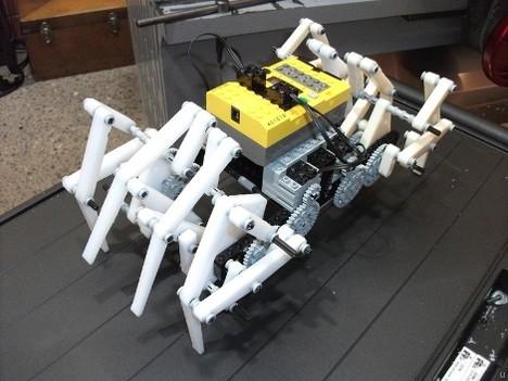 Lego Spider Robot