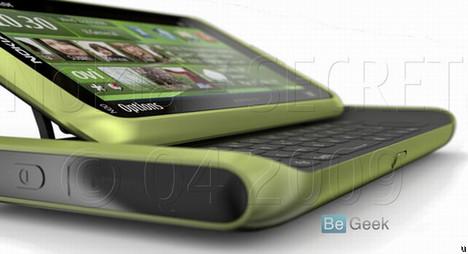 Nokia N98 rumors hit the deck