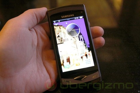 Samsung Wave -- Hands On