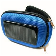 Solar Powered Charger Case