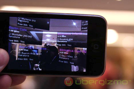 WorkSnug: free WIFI hotspots, thanks to augmented reality?