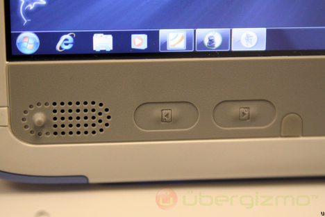Intel Convertible Classmate PC - Hands-On