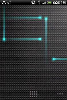 Nexus One Live Wallpaper Modded To Cyanogen Blue