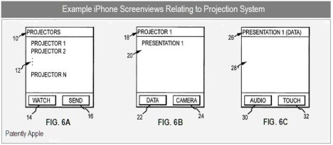 Apple Patent That Could Put A Projector In Your iPhone, MacBook, Or Airport Express