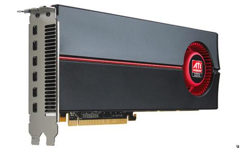 AMD ATI Radeon HD 5870 Eyefinity 6 Edition graphics card unveiled