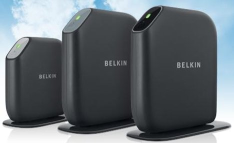Belkin Introduces New Line Of Wireless Routers