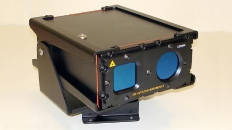 JETprotect CS300K Long Range Counter Surveillance Camera