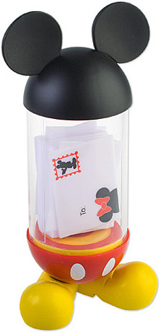 Mickey Mouse Notifies You Of Your Mail