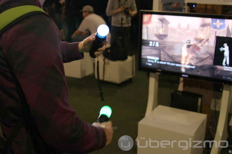 PlayStation Move Hands-On