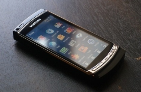 Samsung Confirms WP7 Device Was Omnia HD, But OS Upgrades Aren't Confirmed