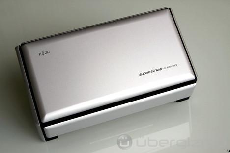 Fujitsu ScanSnap S1500 Review