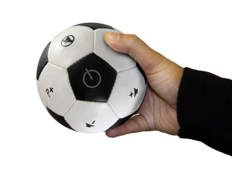 Soccer Ball Remote Control Is In Time For The World Cup