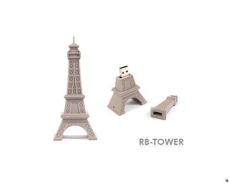 Eiffel Tower USB flash drive