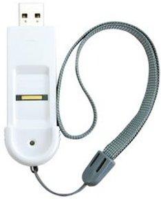 USB Fingerprint Security Lock Flash Disk