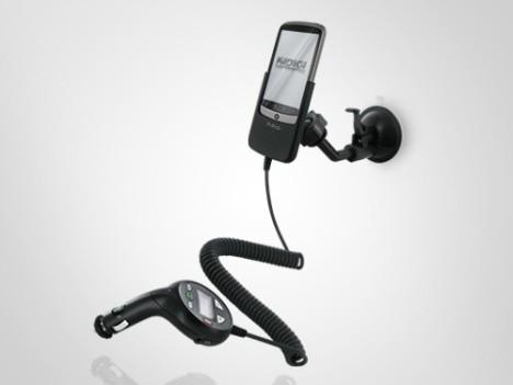 Kidigi FM Transmitter For Your Google Nexus One