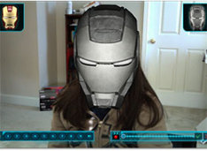 Turn Yourself Into Iron Man Via Augmented Reality